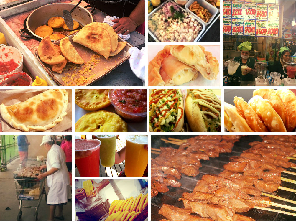 A guide to Santiago street food