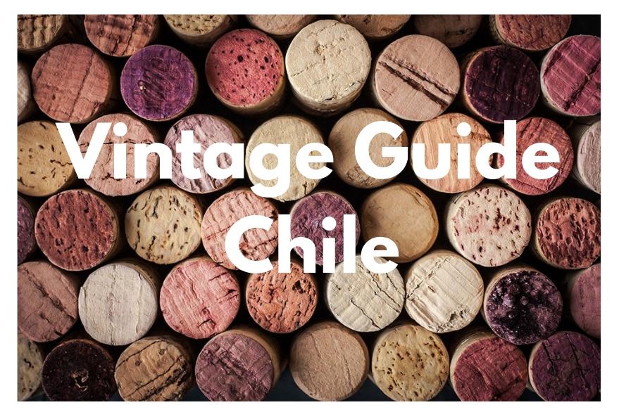 Wine vintage ratings by region