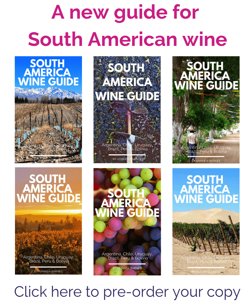 South America wine production (in figures): Argentina Chile
